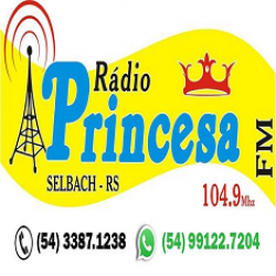 Rádio Princesa FM 104.9 Mhz